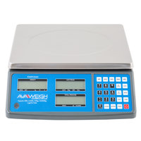 AvaWeigh PCS40 40 Ib. Digital Price Computing Scale, Legal for Trade
