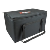 Sterno Products 70512 24 inch x 16 inch x 14 inch Large Catering Insulated Food Carrier - Holds (3) Full Size Food Pans
