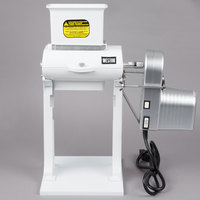 Weston 07-3101-W-A Meat Tenderizer with Two Legs and Motor Attachment