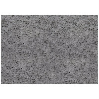 Art Marble Furniture Q405 24 inch x 30 inch Storm Gray Quartz Tabletop
