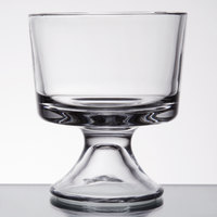 Anchor Hocking 80625R Presence 10 oz. Mini Glass Trifle Bowl   - 8/Case