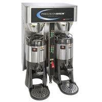 Grindmaster PBIC-430 1.5 Gallon Twin Shuttle Coffee Brewer - 120/208V