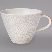 Villeroy & Boch 16-4022-1300 Amarah 7.5 oz. Terra Porcelain Coffee Cup - 4/Case