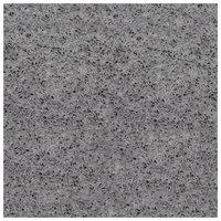 Art Marble Furniture Q405 36 inch x 36 inch Storm Gray Quartz Tabletop