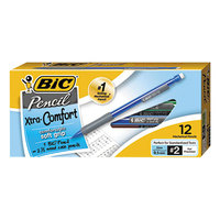 Bic MPFG11 Assorted Barrel Color 0.5mm Xtra-Comfort HB Lead #2 Mechanical Pencil - 12/Pack