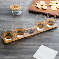 Master's Reserve 5-Piece Kentucky Bourbon Trail Tasting Glass Set