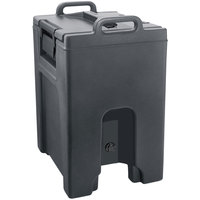 Cambro UC1000PL191 Ultra Camtainer 10.5 Gallon Granite Gray Insulated Soup Carrier
