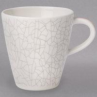 Villeroy & Boch 16-4022-1420 Amarah 3.3 oz. Terra Porcelain Espresso Cup - 4/Case