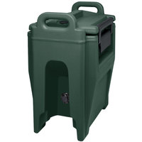 Cambro UC250PL192 Ultra Camtainer 2.75 Gallon Granite Green Insulated Soup Carrier
