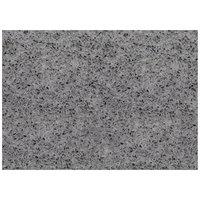 Art Marble Furniture Q405 30 inch x 60 inch Storm Gray Quartz Tabletop