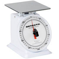 Cardinal Detecto PT-500RK 500 g. Mechanical Portion Control Scale with Rotating Dial