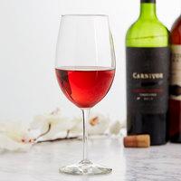 Libbey 7520 Vina 18 oz. Customizable Wine Glass - 12/Case
