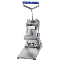 Edlund FDW-14S Titan Max-Cut Manual 1/4 inch Slicer with Suction Cup Base