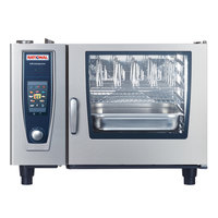 Rational SelfCookingCenter 5 Senses Model 62 B628206.19D Liquid Propane Combi Oven - 208/240V