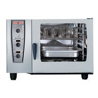 Rational CombiMaster Plus Model 62 B629206.19D202 Liquid Propane Combi Oven with ClimaPlus Technology - 208/240V