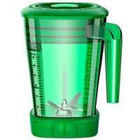 Waring CAC93X-12 The Raptor 48 oz. Green Copolyester Blender Jar