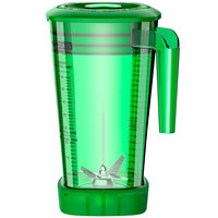 Waring CAC95-12 The Raptor 64 oz. Green Copolyester Blender Jar