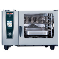 Rational SelfCookingCenter 5 Senses Model 62 B628106.43 Single Electric Combi Oven - 480V, 3 Phase, 22.5 kW