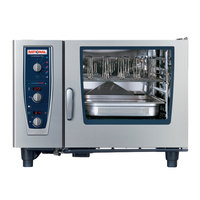 Rational CombiMaster Plus Model 62 B629106.43.202 Single Electric Combi Oven with ClimaPlus Technology - 480V, 3 Phase, 22.1 kW