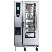 Rational SelfCookingCenter 5 Senses Model 201 B218206.27E Natural Gas Single Deck Combi Oven - 120V