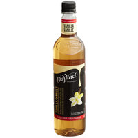 DaVinci Gourmet 750 mL Classic Vanilla Flavoring Syrup