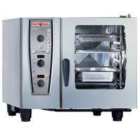 Rational CombiMaster Plus Model 61 B619106.19.202 Single Electric Combi Oven with ClimaPlus Technology - 208/240V