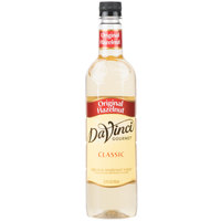 DaVinci Gourmet 750 mL Classic Toasted Hazelnut Flavoring Syrup