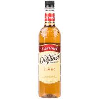 DaVinci Gourmet 750 mL Classic Caramel Flavoring Syrup
