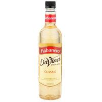 DaVinci Gourmet 750 mL Classic Habanero Flavoring Syrup