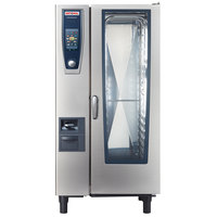 Rational SelfCookingCenter 5 Senses Model 201 B218206.27D Liquid Propane Combi Oven - 120V