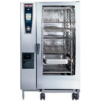 Rational SelfCookingCenter 5 Senses Model 202 B228206.19D Liquid Propane Combi Oven - 208/240V