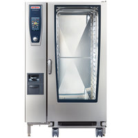 Rational SelfCookingCenter 5 Senses Model 202 B228206.19D Liquid Propane Combi Oven - 208/240V
