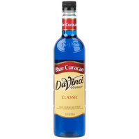 DaVinci Gourmet 750 mL Classic Blue Curacao Flavoring Syrup