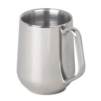 Bunn 40400.0003 14.5 oz. Double-Wall Stainless Steel Mug