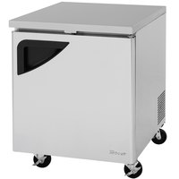 Turbo Air TUR-28SD-N Super Deluxe 28 inch Undercounter Refrigerator