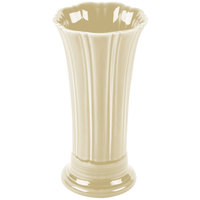 Homer Laughlin 491330 Fiesta Ivory 9 5/8 inch Medium Vase - 4/Case