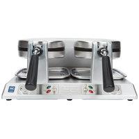 waring ww250bx commercial double belgian waffle iron maker 208v - Waring Pro Waffle Maker