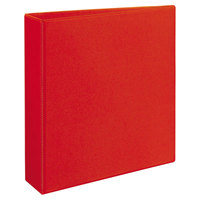 Avery 79225 Red Heavy-Duty View Binder with 2 inch Locking One Touch EZD Rings