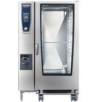 Rational SelfCookingCenter 5 Senses Model 202 B228106.43 Single Electric Combi Oven - 480V, 3 Phase, 68 kW