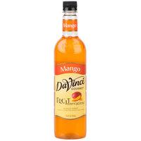 DaVinci Gourmet 750 mL Fruit Innovations Mango Cold Beverage Flavoring / Fruit Syrup