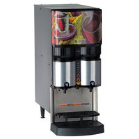 Bunn 36500.0004 LCA-2 PC Ambient Liquid Coffee Dispenser with Portion Control and LiquiBox QC/D II Connector - 120V