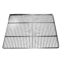 True 919445 Stainless Steel Wire Shelf with 5 inch Standoff - 22 7/8 inch x 18 1/4 inch