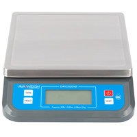 AvaWeigh PCOS20NSF 20 Ib. Digital Portion Control Scale