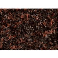 Art Marble Furniture G215 24 inch x 30 inch Tan Brown Granite Tabletop