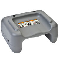 Koala Kare KB854-01 Gray Plastic Booster Seat - Dual Height