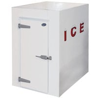 Leer 4X8CP 4' x 8' Coil Plate Refrigerated Ice Transport