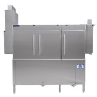 Jackson RackStar 66 Single Tank High Temperature Conveyor Dish Machine with Energy Recovery - Right to Left - 208V, 1 Phase
