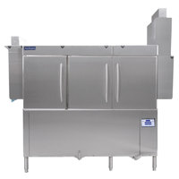 Jackson RackStar 66 Single Tank High Temperature Conveyor Dish Machine with Energy Recovery - Left to Right - 208V, 1 Phase