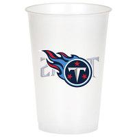 Creative Converting 019531 Tennessee Titans 20 oz. Plastic Cup - 96/Case