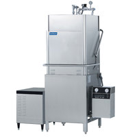Jackson TempStar HH Door Type Dishwasher High Hood with Electric Booster Heater - 208/230V, 1 Phase